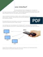 002. Concepto de Interfaz - Curso Java Intermedio