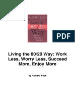 LivingThe80-20WayWorkLessWorryLessSucceedMoreEnjoyMore (1).pdf
