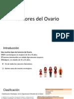 Tumores de Ovario Scr