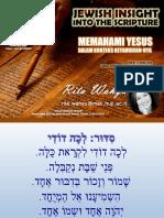 Jewish Insight PDF