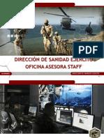 Presentación Cúcuta SANIDAD MILITAR