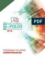 Programa Talleres 2018