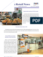 Brazilian Retail News - October, 4th, edition