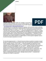 Esperanto Hilelismo Homaranismo