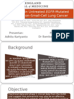 Jurnal Reading Osimertinib in Untreated EGFR (+) NSCLC