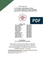 Critical Appraisal - Geriatri Cibubur.docx