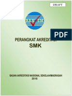 Draft Akreditasi Smk