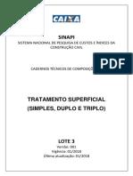 Sinapi Ct Lote3 Tratamento Superficial v001