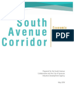 South Avenue Economic Dev Feasibility Study