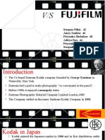 kodak and the digital revolution case study analysis Free research that covers : kodak case : kodak case introduction the main purpose of this paper is to make an analysis on the case study of kodak and the digital revolution this case st.