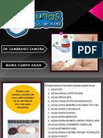 Seminario Vacuna y Cadena de f.
