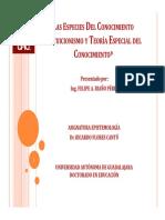 especiesdelconocimiento-130208114327-phpapp01