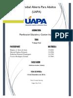 334315436 Trabajo Final Planificacion Educativa y Gestion Aulica