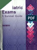(MRCPCH Study Guides) Paul Gaon-Paediatric Exams_ a Survival Guide-Churchill Livingstone (2004)