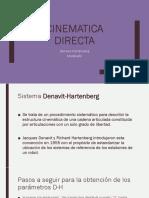 Cinematica Directa
