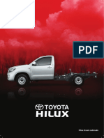 Hilux Chasis