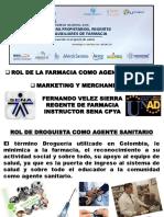 Marketing, Rol Del Droguista Bogota 17-07-2014 Ok