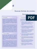 Nuevas Formas de Empleo Eurofond