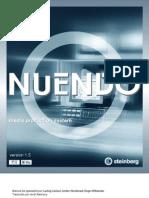 Nuendo (Libro básico)