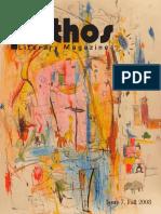 Pathos issue 7 Fall 2008