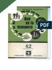 Que Es La Economía Valsecchi