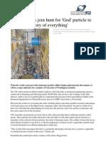 God Particle Hunt