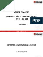RRHH-09-001 Introduccion al Derecho Laboral.pptx