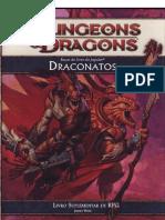 Raças do Livro do Jogador - Draconatos - D&D 4ª Edição (Traduzido)