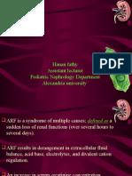 post renal acute renal faliure