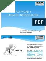 Actividad 2 Linea de Investigación.