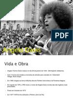 Biografia Angela Davis