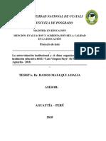 Trabajo de Estadistica - Amalia Ramos