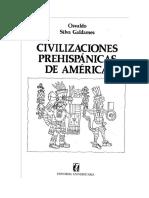 Osvaldo Silva Galdames Civilizaciones Prehispanicas de America