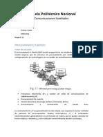 procesos abordo - comunicaciones salitrales