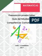 CUADERNILLO 1 INSTITUCIÓN EDUCATIVA DE LEÑA