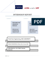 Atlas Internship Report-IP.docx