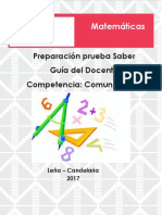 Guia Docente Quinto Grado INSTITUCION EDUCATIVA DE LEÑA