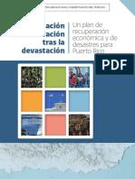 Puerto Rico Draft Plan Español