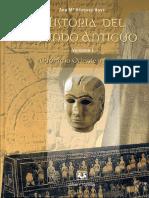 Historia Del Mundo Antiguo Volumen I Proximo Oriente
