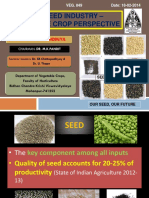 Seed Industry