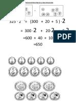 Propiedad Distrivutiba de La Multiplicación