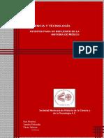 Ciencia y tecnologia. Apuntes para su reflexión en la historia de México (1).pdf