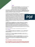 endodoncia microorganismos