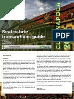 Real Estate Transactions Guide Cluj-Napoca 2017 [EN]