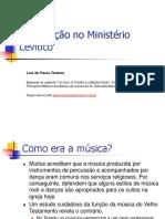 Adoracao Ministerio Levitico