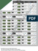 Body Beast, P90x, P90X2 and Insane Hybrid.pdf