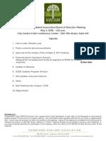 DOA Board May 2, 2018 Agenda Packet