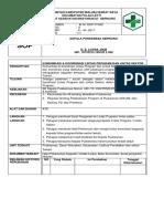 7. Sop -Komunikasi & Koordinasi Lintas Program Dan Lintas Sektor