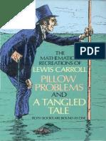 Carroll, Lewis - Mathematical Recreations