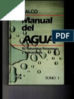 Manual del Agua Nalco Tomo 1